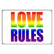 love wins banner